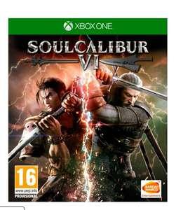 [Xbox One] Игра Bandai Namco SoulCalibur VI
