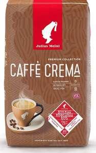 До -50% на кофе (напр. Кофе Julius Meinl Кафе Крема премиум коллекция зерновой 1000 г)
