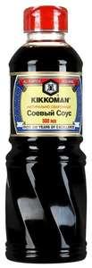 Соевый соус Kikkoman 500мл