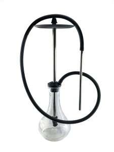 Кальян HoneySigh модель Stick S Black (черное блюдце) полный комплект