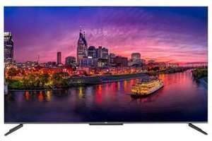 """Телевизор LED TCL 55C715 55"""" (139 см) на андроиде"""