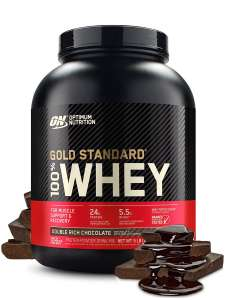 Протеин Optimum Nutrition Gold Standard 100% Whey 5 lb (2270 г.)