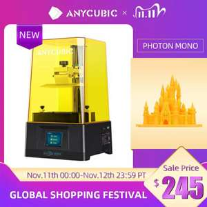 3D printer ANYCUBIC Photon
