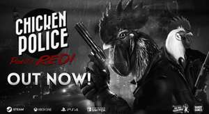 "[PC] Chicken Police/ ""Пернатые"" копы"