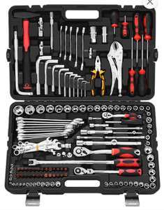 Набор инструментов SATAGOOD, 150 предметов.