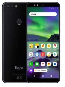 Смартфон Яндекс.Телефон черный (YNDX-000SB)