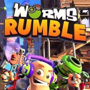 [PS4] Worms Rumble Beta: играйте бесплатно с 6 по 11 ноября (PS+)