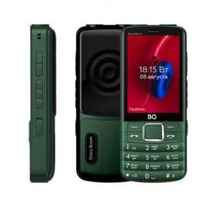 Телефон BQ-3587 Disco Boom (с функцией bluetooth-колонки)