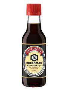 Соевый соус Kikkoman 150 мл