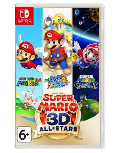 [Nintendo Switch] Super Mario 3D All-Stars