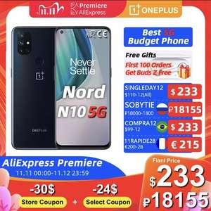 [11.11] Смартфон OnePlus Nord N10 5G