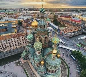 Тур в Санкт-Петербург из Перми на двоих на 4 ночи