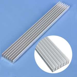 [11.11] Радиатор Алюминиевый 150мм (для двух m2 SSD)