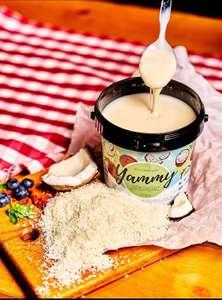 Кокосовая паста без сахара YAMMY 1000г