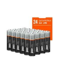 Батарейки ААА или АА Jazzway Ultra Alkaline (24 шт., 14,6₽. за шт.)