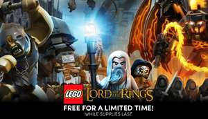 LEGO® The Lord of the Rings бесплатно от HumbleBundle