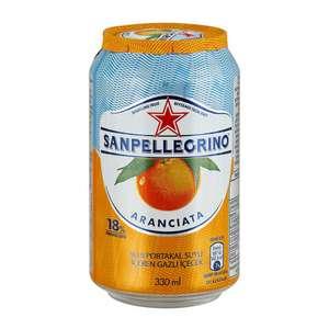 [Ект] Газированный напиток Sanpellegrino 0,33 л