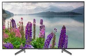 "Телевизор Sony KD-49XF7005, 49"" (123 см)"