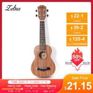 Гитара 21″ Сопрано укулеле