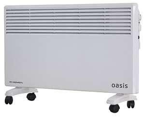 Конвектор Oasis LK-20 белый