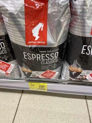 Julius Meinl espresso Classico 1кг. Карусель, М.О