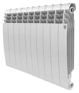 Радиатор секционный биметаллический Royal Thermo BiLiner 500 x10