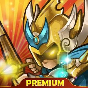 Defense Heroes Premium: Defender War Tower Defense