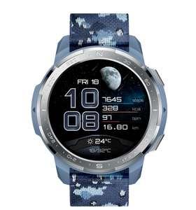 Смарт-часы Honor Watch GS Pro черные и синие