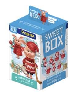 [Серпухов] Sweet Box мармелад жевательный с игрушкой