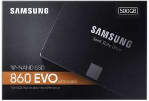 SSD Samsung 860 Evo 500 gb