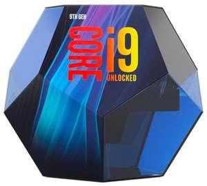 Процессор Intel Core i9-9900K BOX (нет прямой доставки)