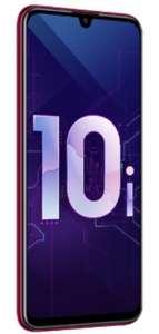 Смартфон Honor 10i Мерцающий красный 4/128gb + чехол-книжка в подарок (при добавлении в корзину, только красный цвет)