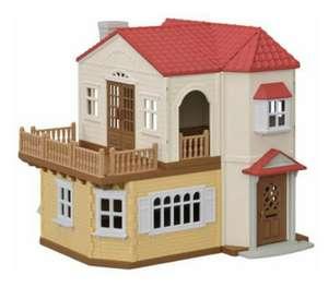 Игровой набор Sylvanian Families Большой дом со светом 5302 (+668 бонусов за покупку)