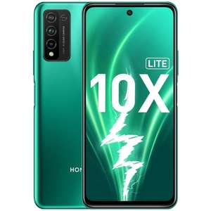 Смартфон Honor 10X Lite 4+128GB Midnight Black (DNN-LX9)