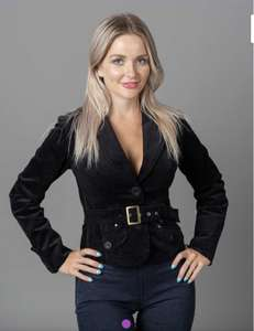 Вельветовая куртка, Liva Fashion Industry