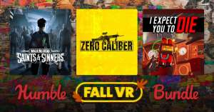 [PC] Humble Fall VR Bundle: три игры Steam от 70₽ (напр. Killing Floor Incursion)