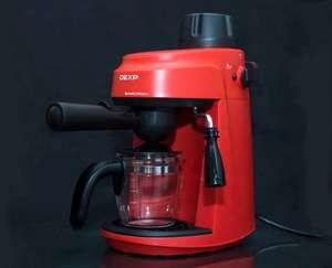Кофеварка рожковая DEXP EM-801