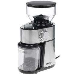 Кофемолка электрическая DEXP CG-0200S серебристый