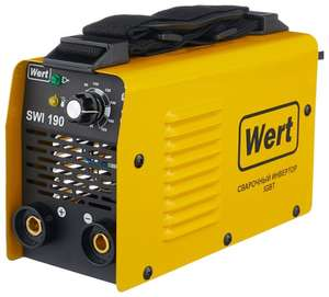 Сварочный аппарат Wert SWI 190 (MMA)