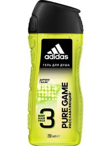 Гель для душа Adidas Pure Game 250 мл