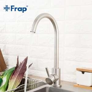 Кухонный кран из нержавеющей стали Frap Y40107 / F40899