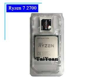 Процессор AMD Ryzen 7 2700 R7 2700 3,2 GHz