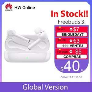 TWS наушники Huawei Freebuds 3i, черные
