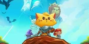 [PS4] Игры Cat Quest I и Cat Quest II