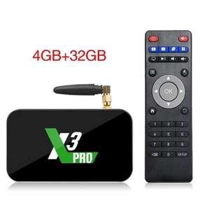 ТВ-приставка Ugoos X3 PRO (В Москву пришла за 3 дня с доставкой до квартиры)