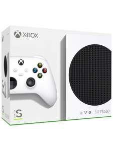 Игровая консоль Xbox Series S 512 ГБ, Microsoft
