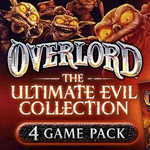[PC] Overlord: Ultimate Evil Collection (все игры серии) для Steam
