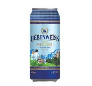 [Кострома] Пиво Liebenweiss, 0.5л