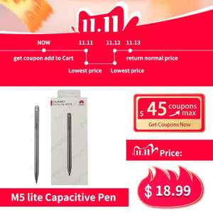Стилус Huawei M-pen lite