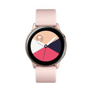 Samsung Galaxy Watch Active (розовое золото)